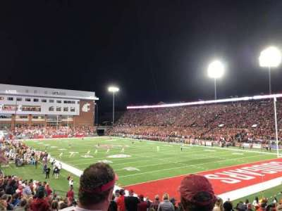 Martin Stadium, section: 13, row: 7, seat: 13