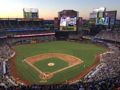 Citi Field, section: 513, row: 17, seat: 21
