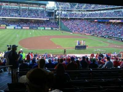 Globe Life Park in Arlington, section: 118, row: 37, seat: 12