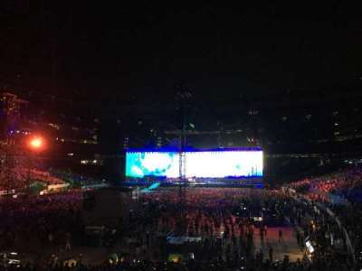 MetLife Stadium, section: 124, row: 31, seat: 2