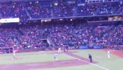AT&T Park, section: 137, row: 28, seat: 7