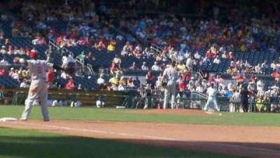 PNC Park, section: 5, row: B, seat: 6