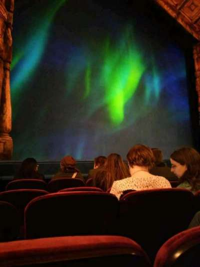 St. James Theatre, section: Orch L, row: D, seat: 9