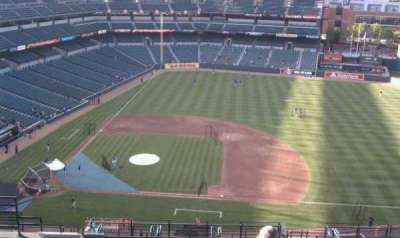Oriole Park at Camden Yards, section: 322, row: 20, seat: 13