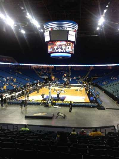 BOK Center, section: 105, row: R, seat: 10