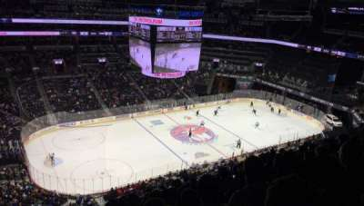 Barclays Center, section: 210, row: 11, seat: 26