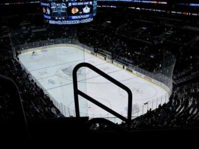 Staples Center section 312
