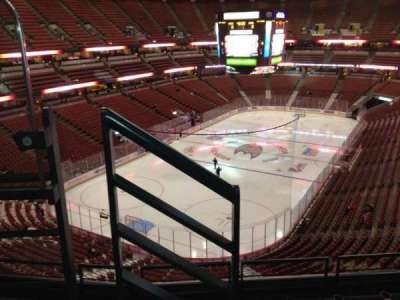 Honda Center, section: 441, row: E, seat: 8