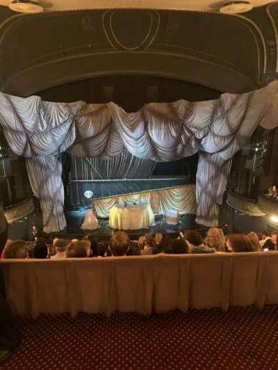 Majestic Theatre section Rear mezz