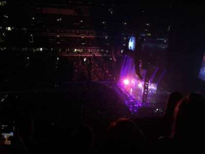 United Center, section: 334, row: 3, seat: 2