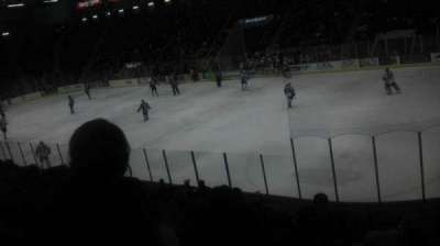 Glens Falls Civic Center, section: D, row: 13, seat: 4