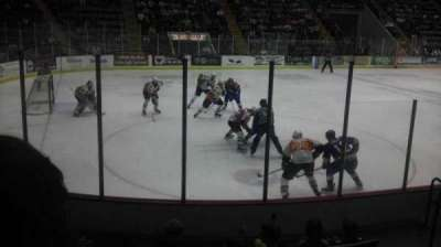 Glens Falls Civic Center, section: V, row: 6, seat: 7