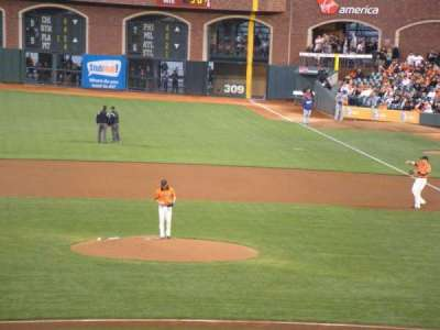 AT&T Park, section: 122, row: 39, seat: 17,18