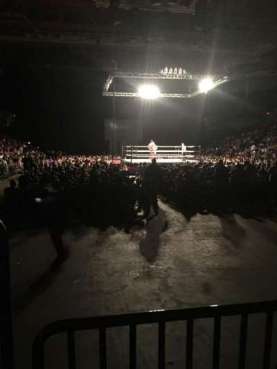 Raising Cane's River Center Arena section 104