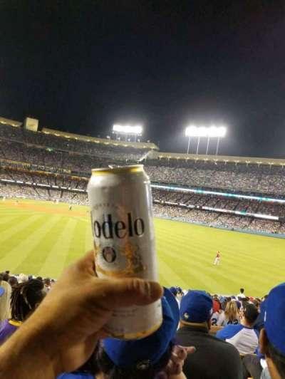 Dodger Stadium section 310PL