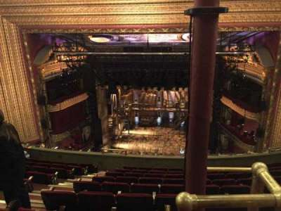 PrivateBank Theatre, section: Balcony RC, row: K, seat: 408