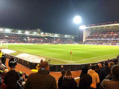 City Ground section W1