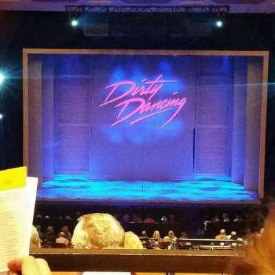 Keller Auditorium, section: First Balcony, row: B, seat: 7