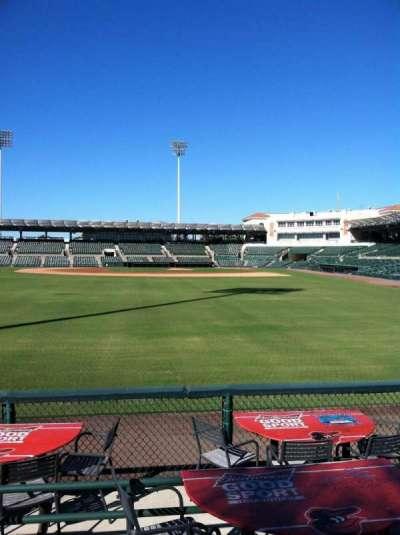 Ed Smith Stadium section 128