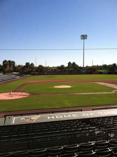 Ed Smith Stadium, section: 210, row: 7, seat: 12