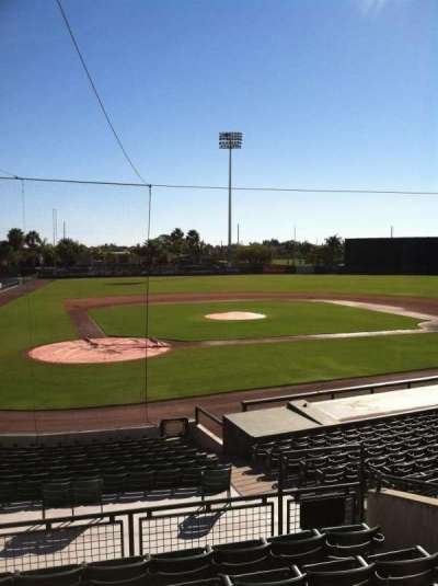 Ed Smith Stadium, section: 211, row: 7, seat: 12