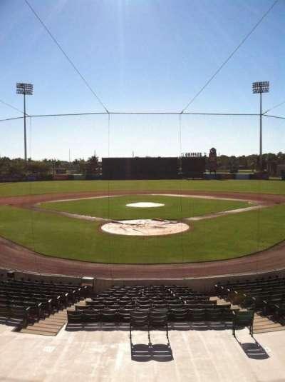 Ed Smith Stadium, section: 213, row: 8, seat: 9