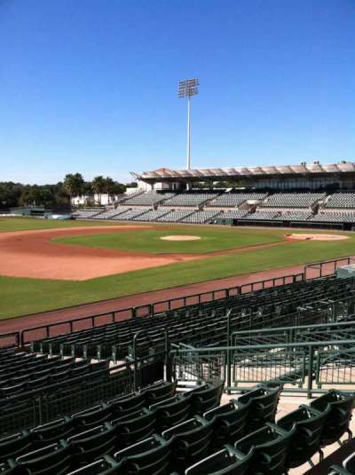 Ed Smith Stadium, section: 223, row: 7, seat: 12