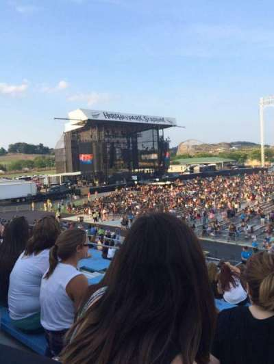 Hershey Park Stadium, section: 6, row: N, seat: 21