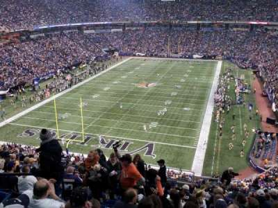 Mall of America Field, section: 238