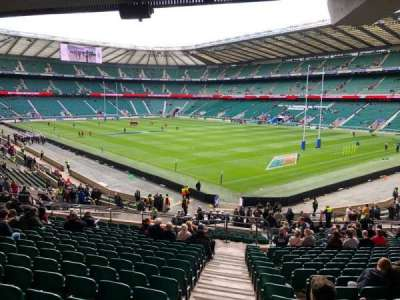 Twickenham Stadium section L19
