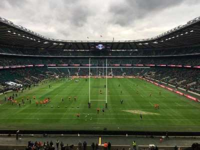 Twickenham Stadium section M45