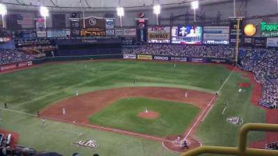 Tropicana Field section 305