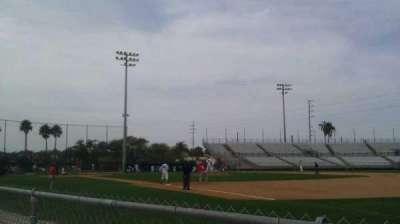 Jack Russell Memorial Stadium, section: Right Field, row: Bleachers