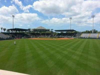 LECOM Park section Center Field
