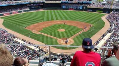 Target Field, section: 216, row: 3, seat: 6