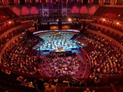 Royal Albert Hall section Galery