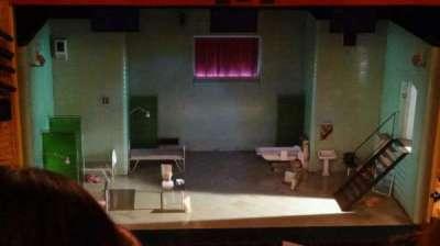 Ethel Barrymore Theatre, section: Rear Mezzanine, row: F, seat: 103