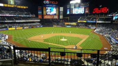Citi Field section 321