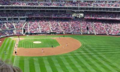 Nationals Park section 236