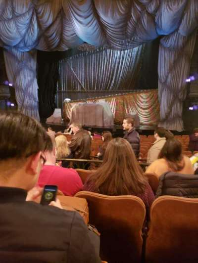 Majestic Theatre section Orchestra L