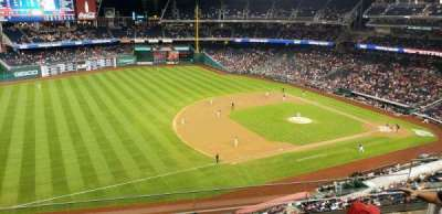 Nationals Park, section: 305, row: E, seat: 8