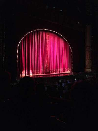 Academy of Music, section: Parquet Circle I, row: T, seat: 51