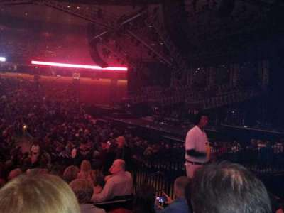 Frank Erwin Center, section: 49, row: 19, seat: 7
