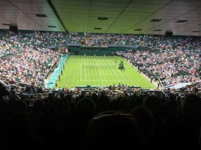 Wimbledon, Centre Court section 511