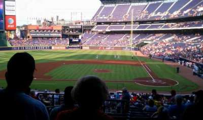 Turner Field section 208