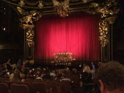 Majestic Theatre, section: Right Orchestra, row: N, seat: 2