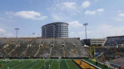 Kinnick Stadium, section: 124, row: 34, seat: 12