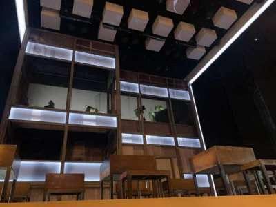Apollo Theatre section Floor