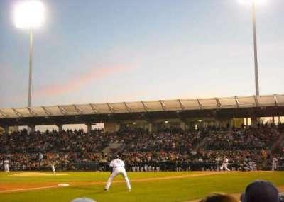 Ed Smith Stadium, section: 122, row: 3, seat: 6