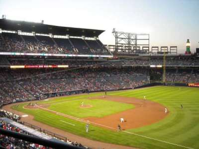 Turner Field section 319L